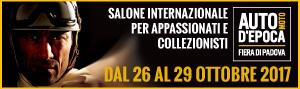 "Auto e moto d'epoca 2017"" Padova"