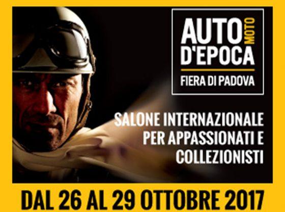 Salone Auto d'Epoca 2017