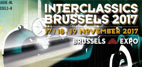 InterCalssics in Brussels, Belgio, 2017