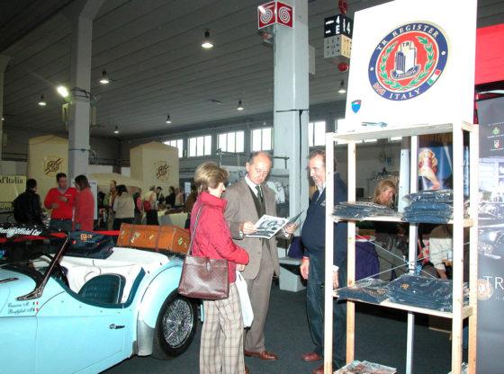 TR Register Italy, Fiera di Padova, 2007