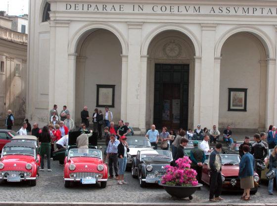 TR Register Italy, Raduno Roma, 2007