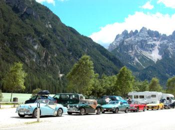 TR Register Italy sulle Dolomiti, 2008