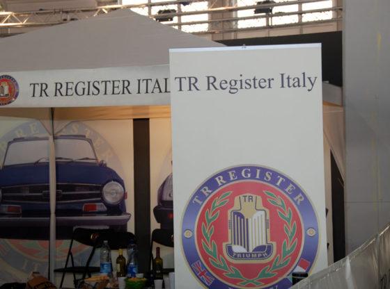 TR Register Italy alla Fiera di Padova 2008