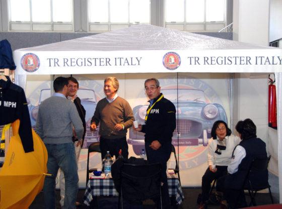 TR Register Italy alla Fiera di Padova 2010