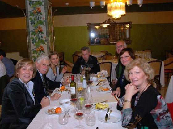 TR Register Italy Pranzo degli Auguri 2011