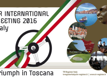 2016 Italia, TR in Toscana