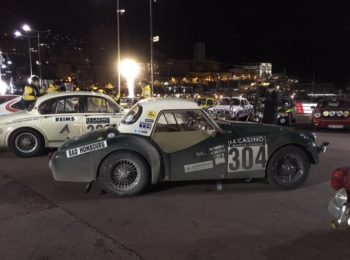 Rally Monte Carlo Storico 2018, Paolo Marcattilj