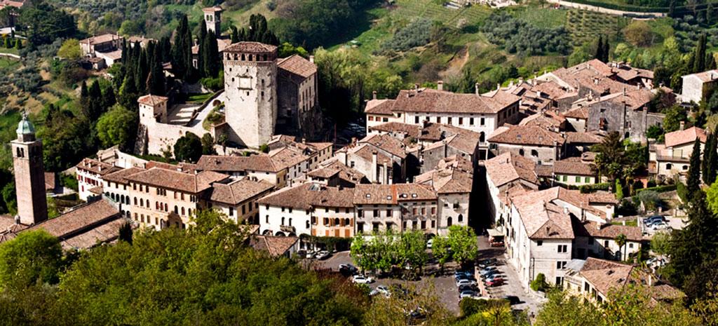 Castello di Asolo, TR Day Trevisaner 2018