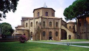 TR DAY 20-30 settembre 2018, Basilica di San Vitale, Ravenna
