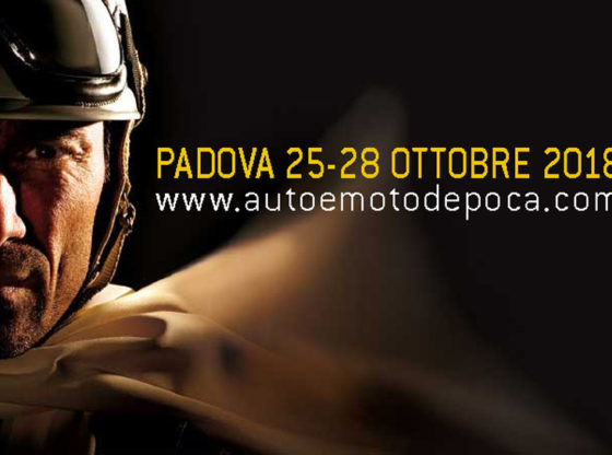 Fiera di Padova 2019, Auto e Moto d'Epoca