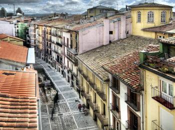 Pamplona nueva calle