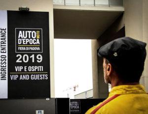 Fiera di Padova, TR Register Italy 2019