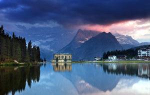 Lago di Misurina, TR Italy