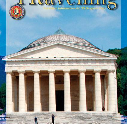 Travelling Magazine Icon, Triumph Italy
